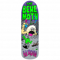 Heroin THE BEHEMOTH DECK 9,6