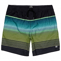 Billabong ALL DAY STRIPE LB BLACK
