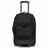 OGIO LAYOVER CARRY-ON LUGGAGE STEALTH