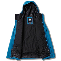 Volcom 17FORTY INS JACKET BLUE