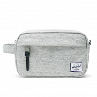 Herschel CHAPTER CARRY ON Light Grey Crosshatch