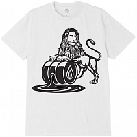 OBEY OIL LION White