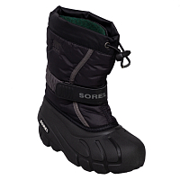 Sorel YOUTH FLURRY DTV Black, City Gre