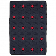 Crab Grab HOLEY SHEET Black Red