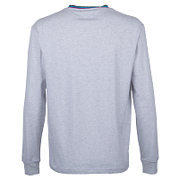 RIPNDIP COLOR BLOCK LS HEATHER GREY