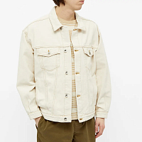 YMC Breakfast Club Jacket ECRU