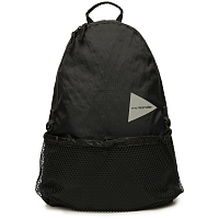 And Wander X-PAC 20L DAYPACK BLACK
