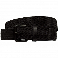 Volcom STONED KRUPA BELT BLACK