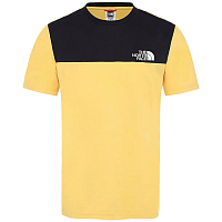 The North Face M HIMALAYAN S/S TEE TNFYLW/TNF (LR0)